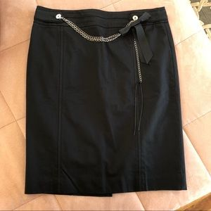 NEW WITH TAGS WHITE HOUSE BLACK MARKET SKIRT!
